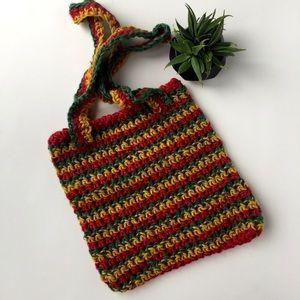 New Handmade Yarn Tote